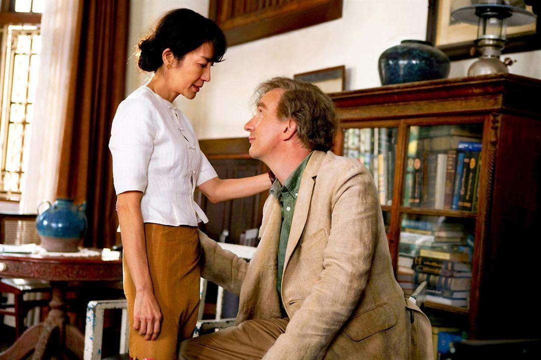 The Lady - Ein geteiltes Herz: Michelle Yeoh, David Thewlis