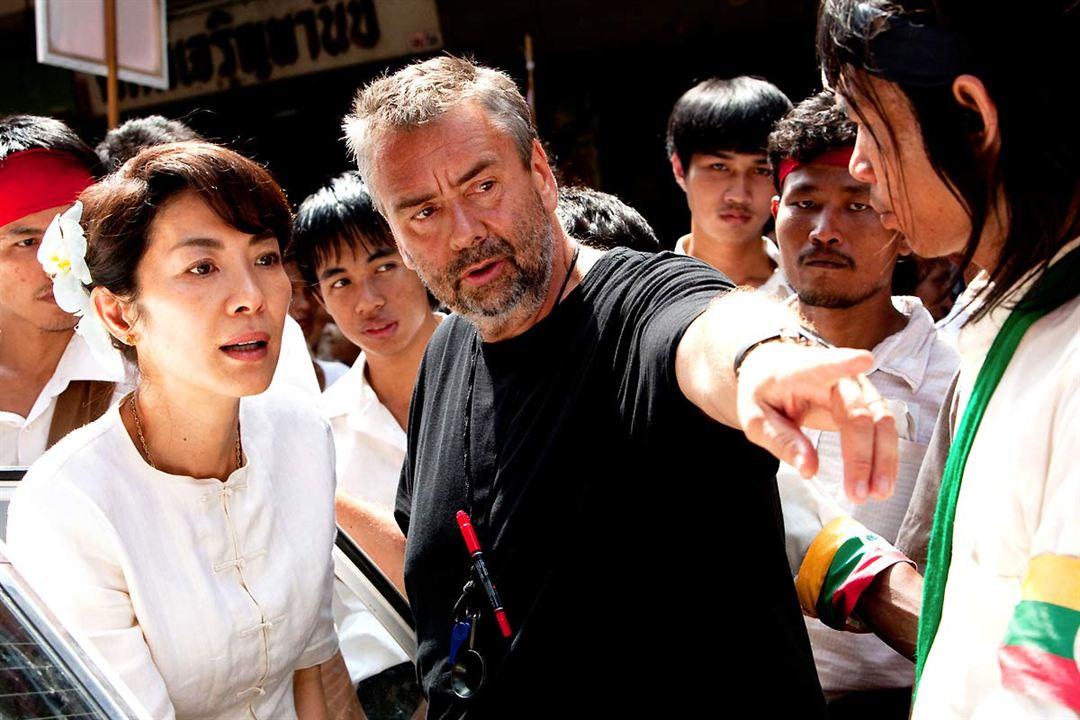 The Lady - Ein geteiltes Herz: Michelle Yeoh, Luc Besson