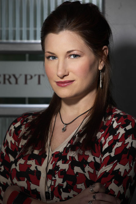 Crossing Jordan - Pathologin mit Profil : Bild Kathryn Hahn