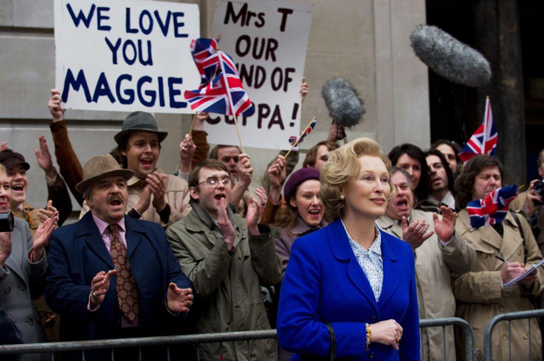 Die Eiserne Lady: Phyllida Lloyd, Meryl Streep