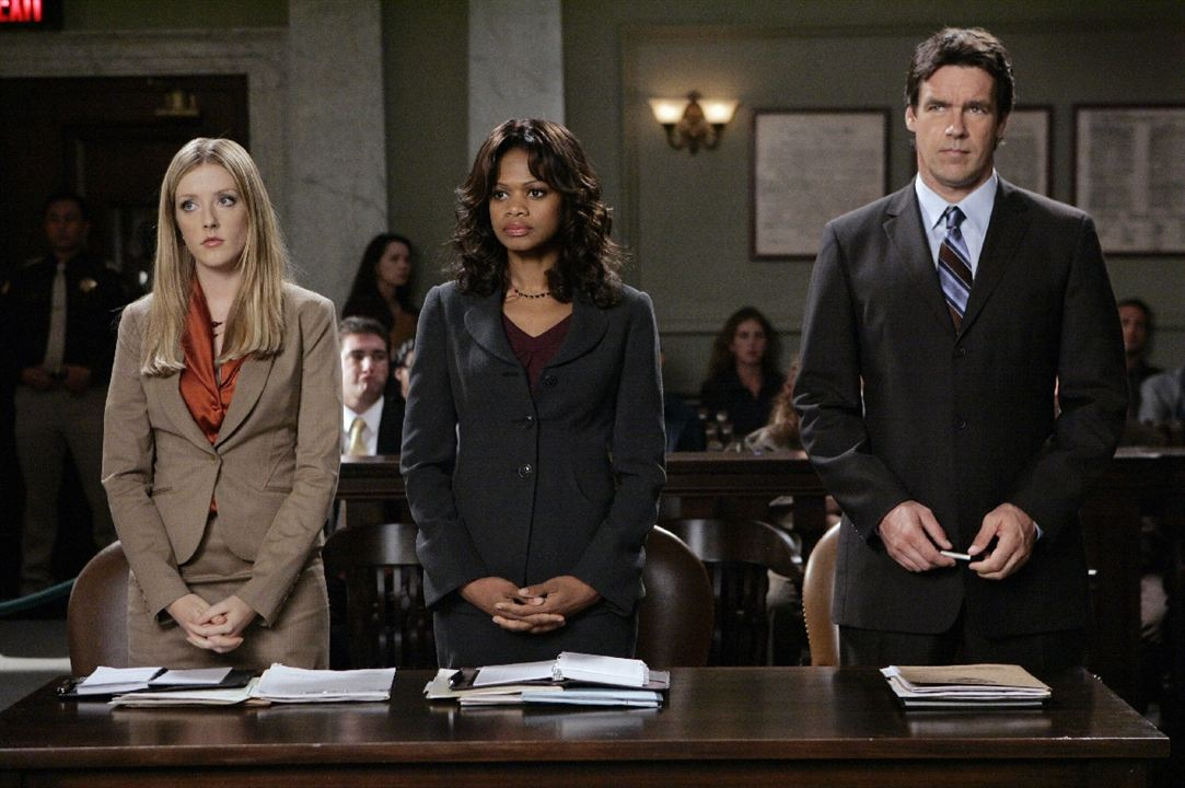 Close to Home : Bild David James Elliott, Jennifer Finnigan, Kimberly Elise