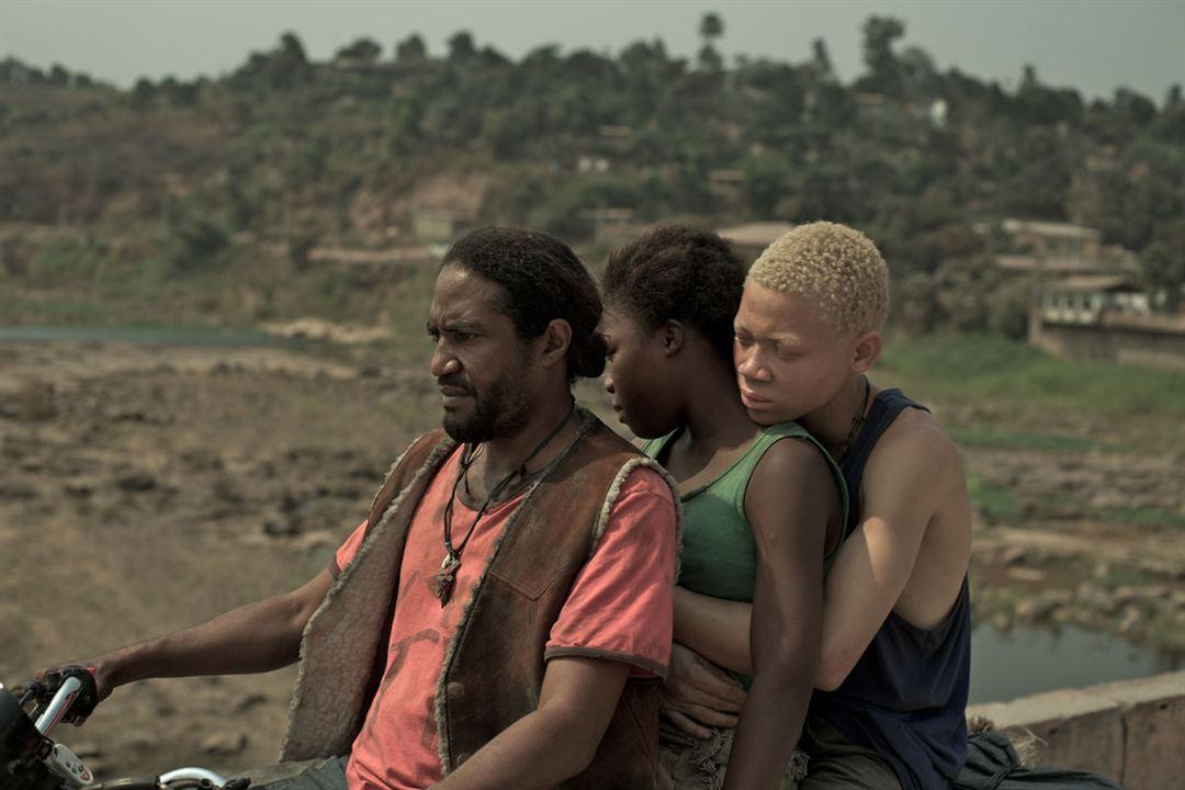 War Witch : Bild Rachel Mwanza, Serge Kanyinda