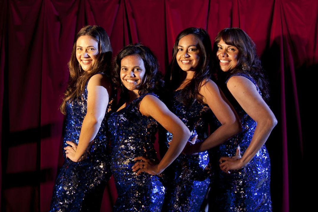 The Sapphires : Bild Deborah Mailman, Jessica Mauboy, Miranda Tapsell, Shari Sebbens