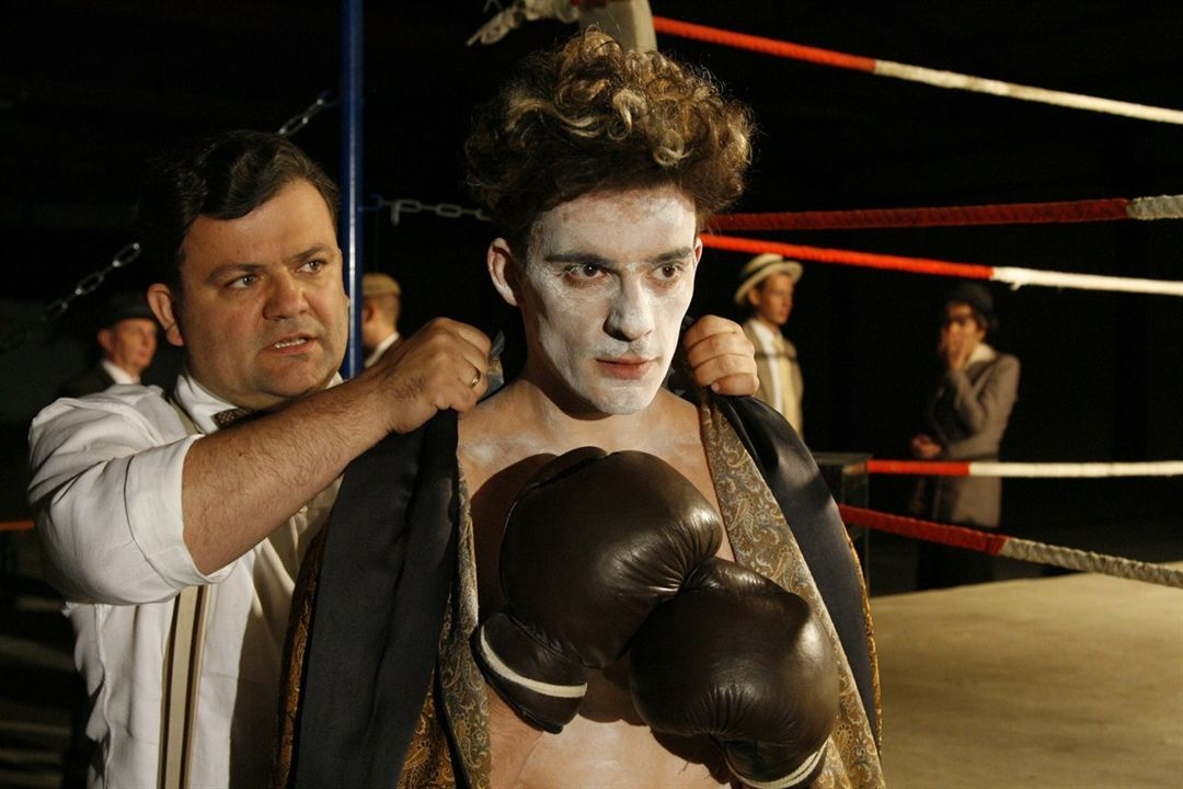 "Gibsy - Die Geschichte des Boxers Johann ""Rukeli"" Trollmann : photo Hannes Wegener"