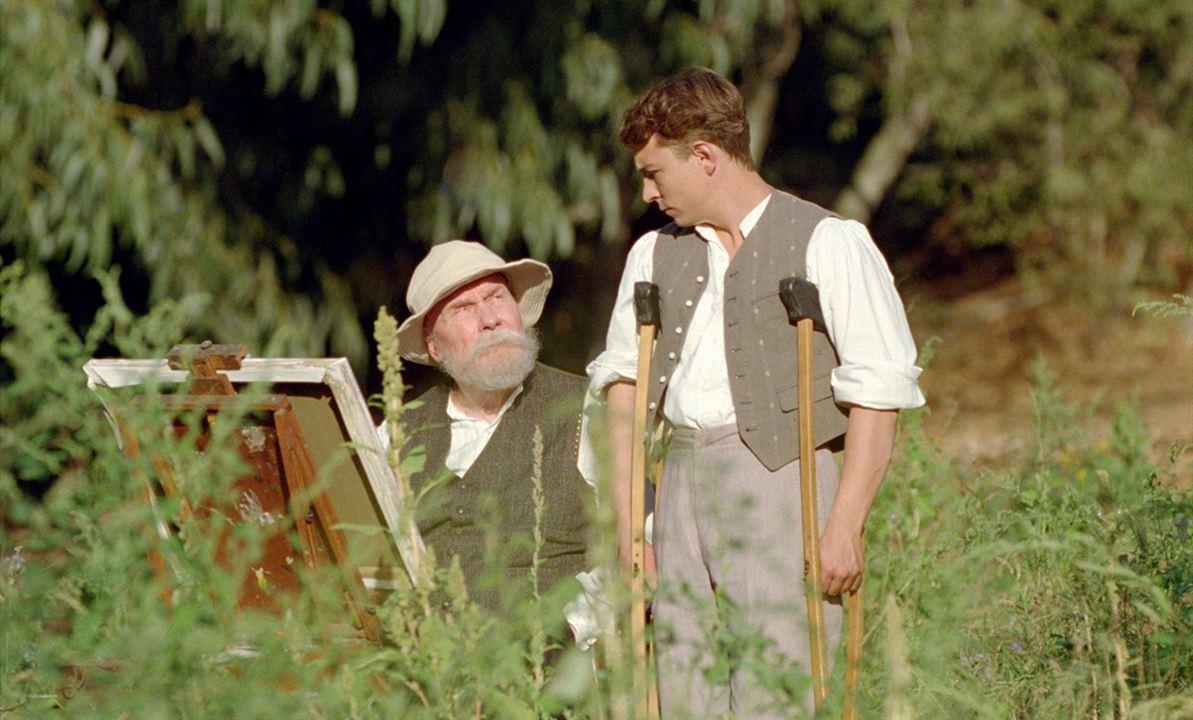 Renoir: Vincent Rottiers, Michel Bouquet