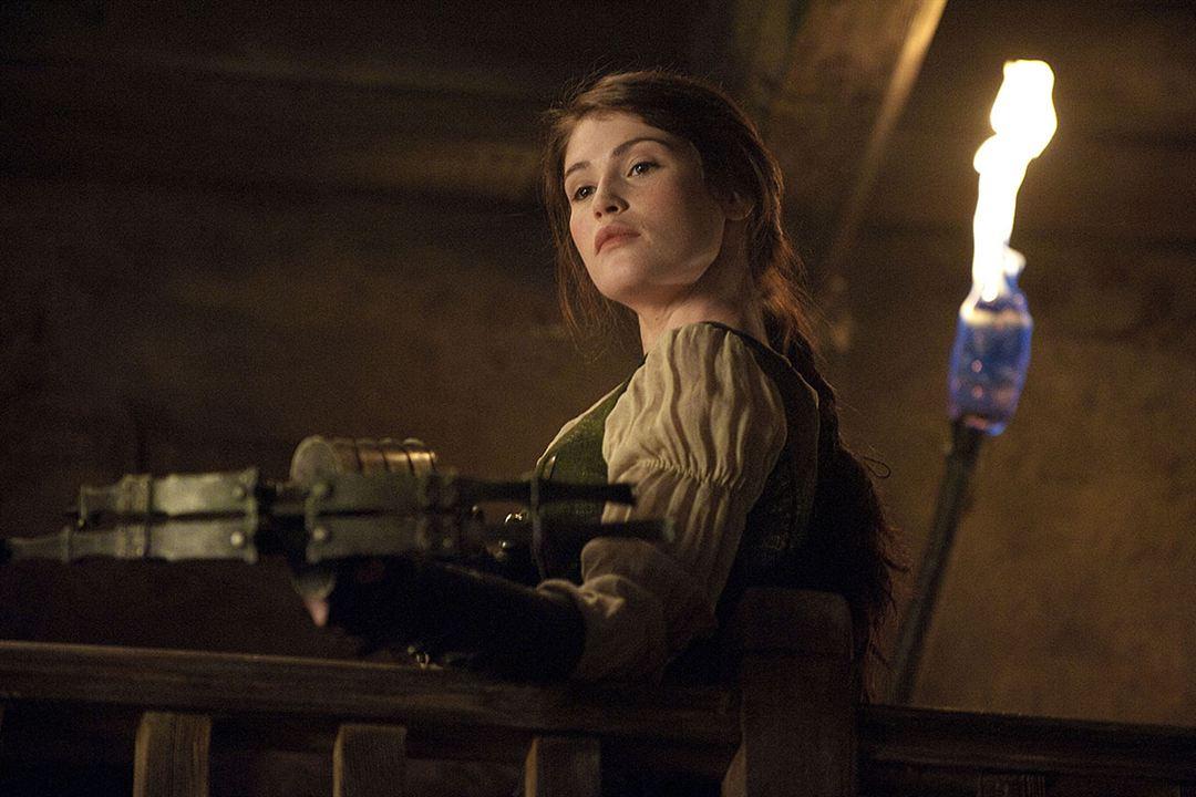 Hänsel und Gretel: Hexenjäger: Gemma Arterton