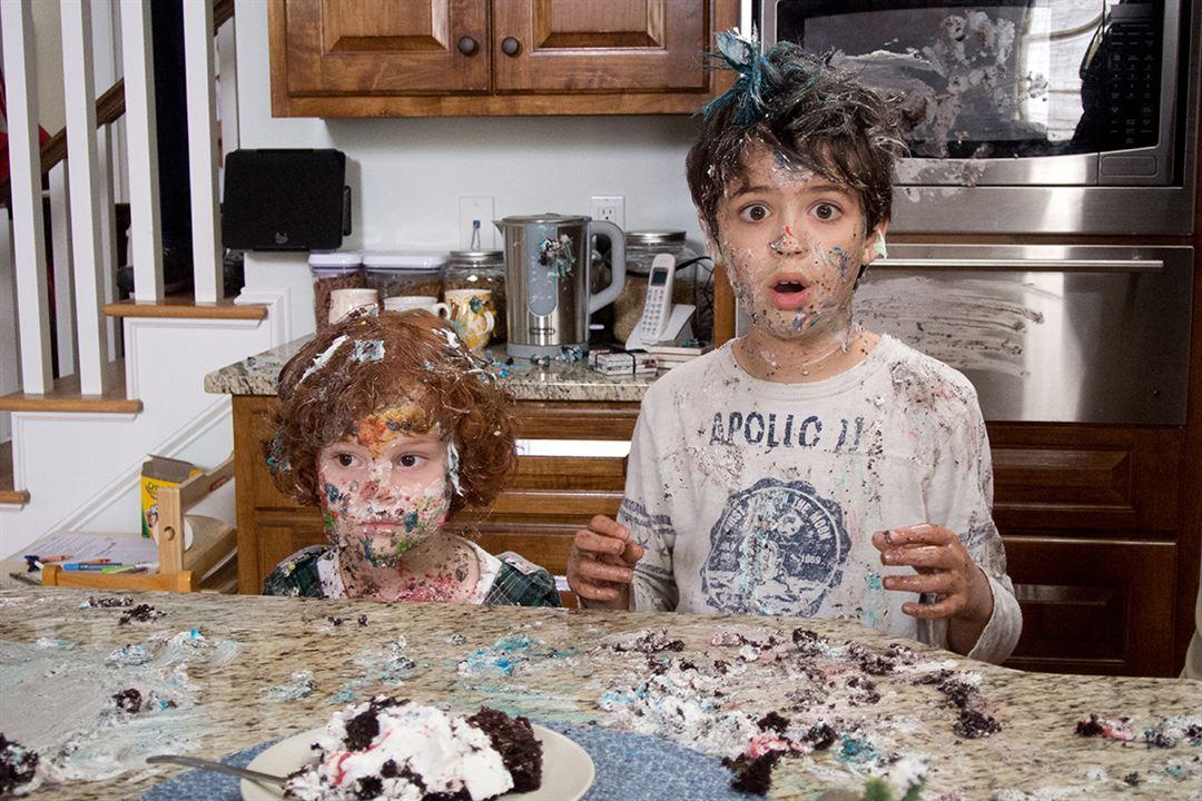 Die Bestimmer - Kinder haften für ihre Eltern : Bild Joshua Rush, Kyle Harrison Breitkopf