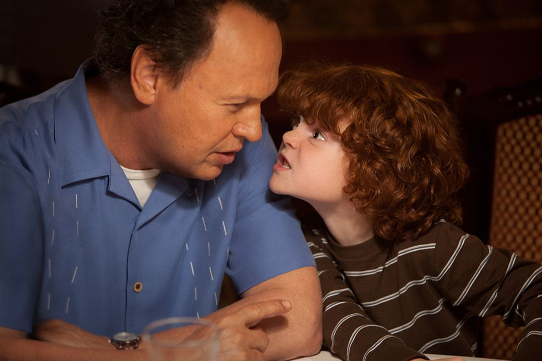 Die Bestimmer - Kinder haften für ihre Eltern : Bild Billy Crystal, Kyle Harrison Breitkopf