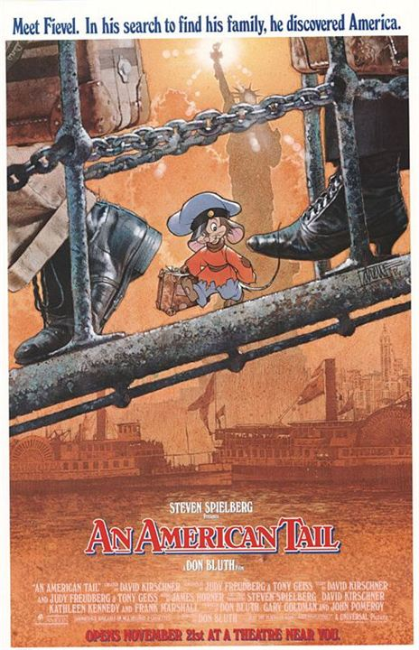 """""""An American Tail"""""""