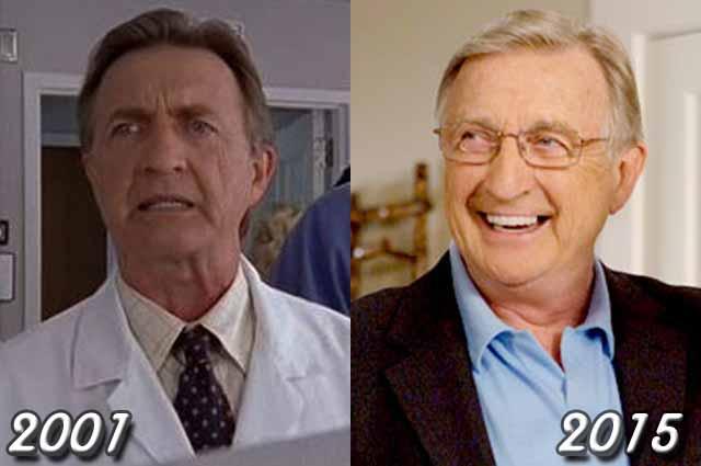 Ken Jenkins (Dr. Bob Kelso)