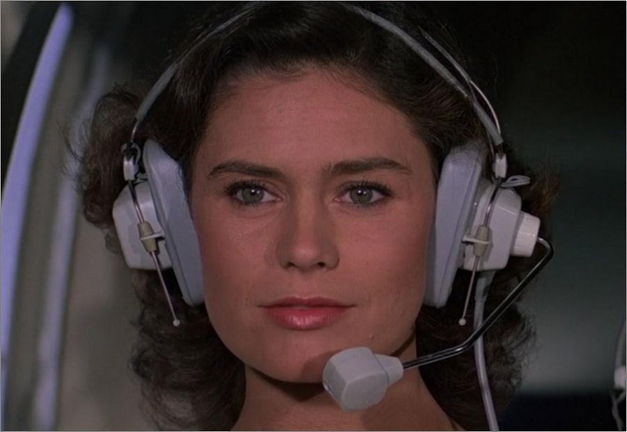 "Corinne Dufour (Corinne Cléry) in ""James Bond 007 - Moonraker"""
