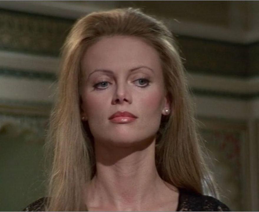 "Magda (Kristina Wayborn) in ""James Bond 007 - Octopussy"""