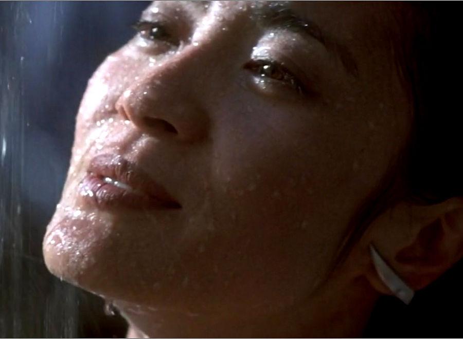 """Wai Lin (Michelle Yeoh) in """"James Bond 007 - Der Morgen stirbt nie"""""""