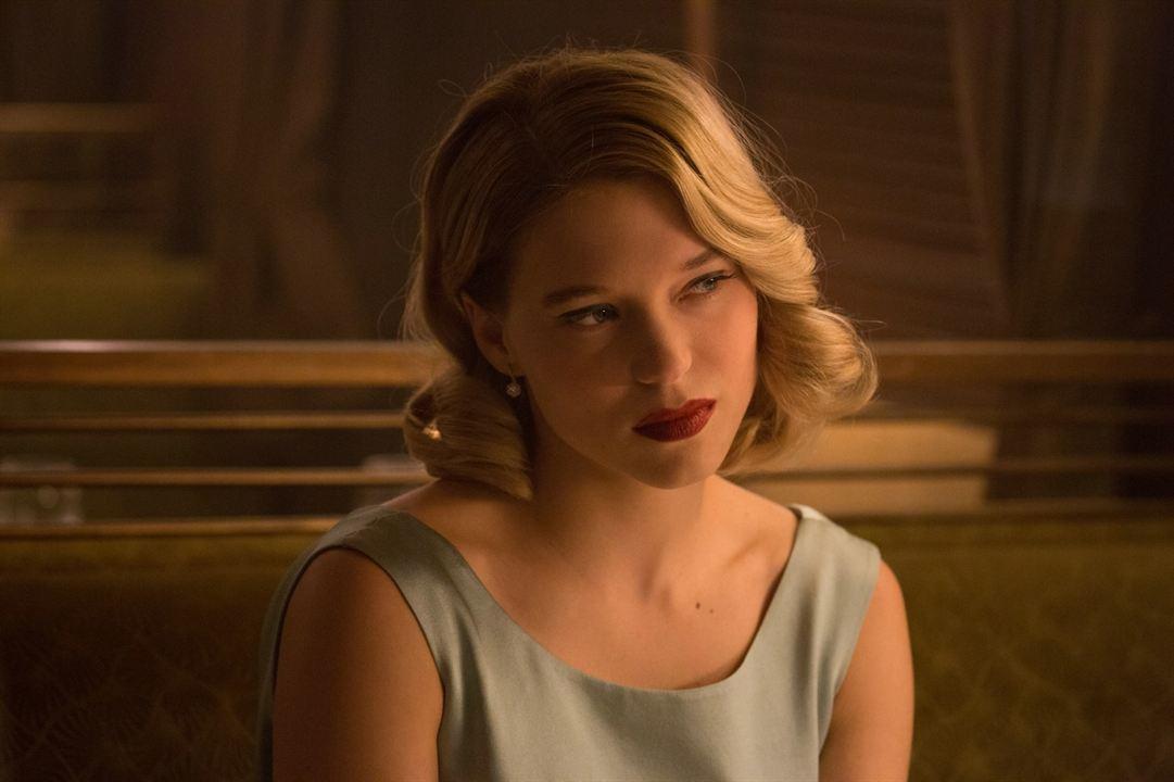 """Dr. Madeleine Swann (Léa Seydoux) in """"James Bond 007 - Spectre"""""""