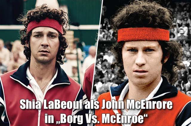 """""""Borg Vs. McEnroe"""""""