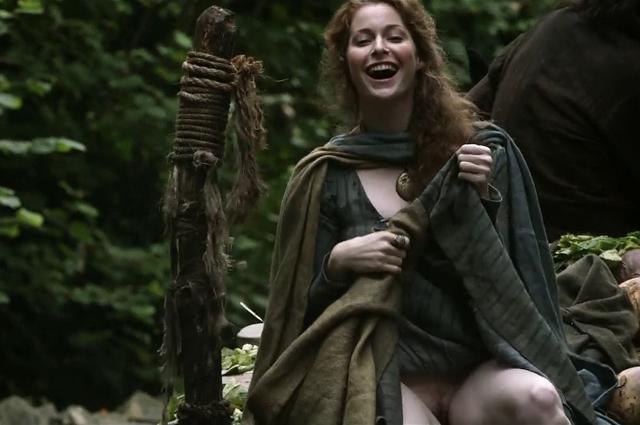 Alle Nacktauftritte in Game Of Thrones in