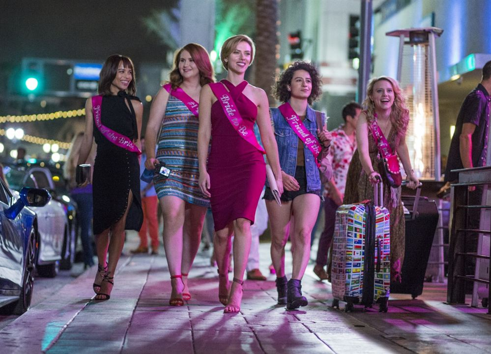 """Scarlett Johansson und Co. in """"Girls' Night Out"""""""