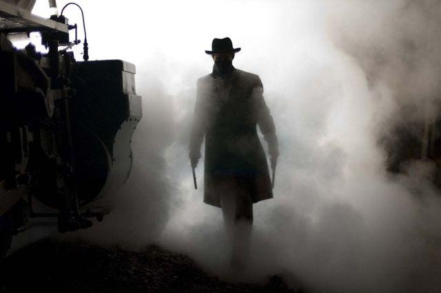 """""""Die Ermordung des Jesse James durch den Feigling Robert Ford"""" (2007)"""