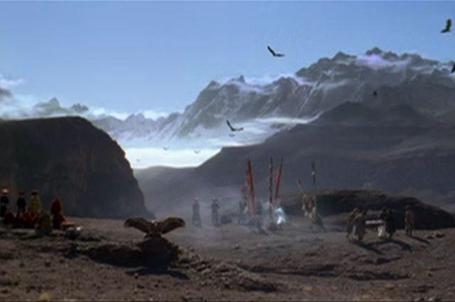 """""""Kundun"""" (1997)"""