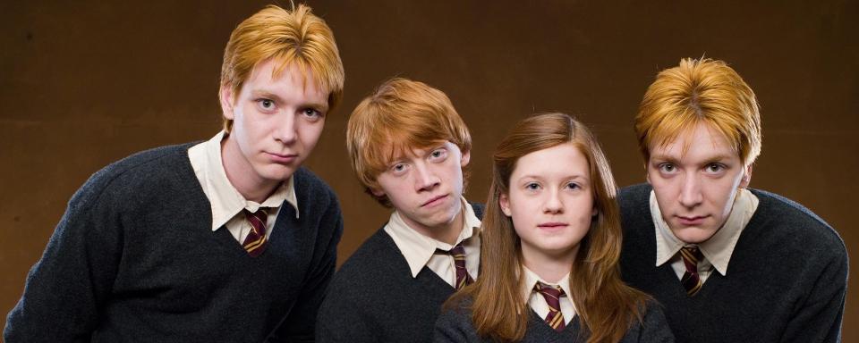 Bereit Fur Harry Potter 8 George Weasley Darsteller Ware Sofort Dabei Kino News Filmstarts De