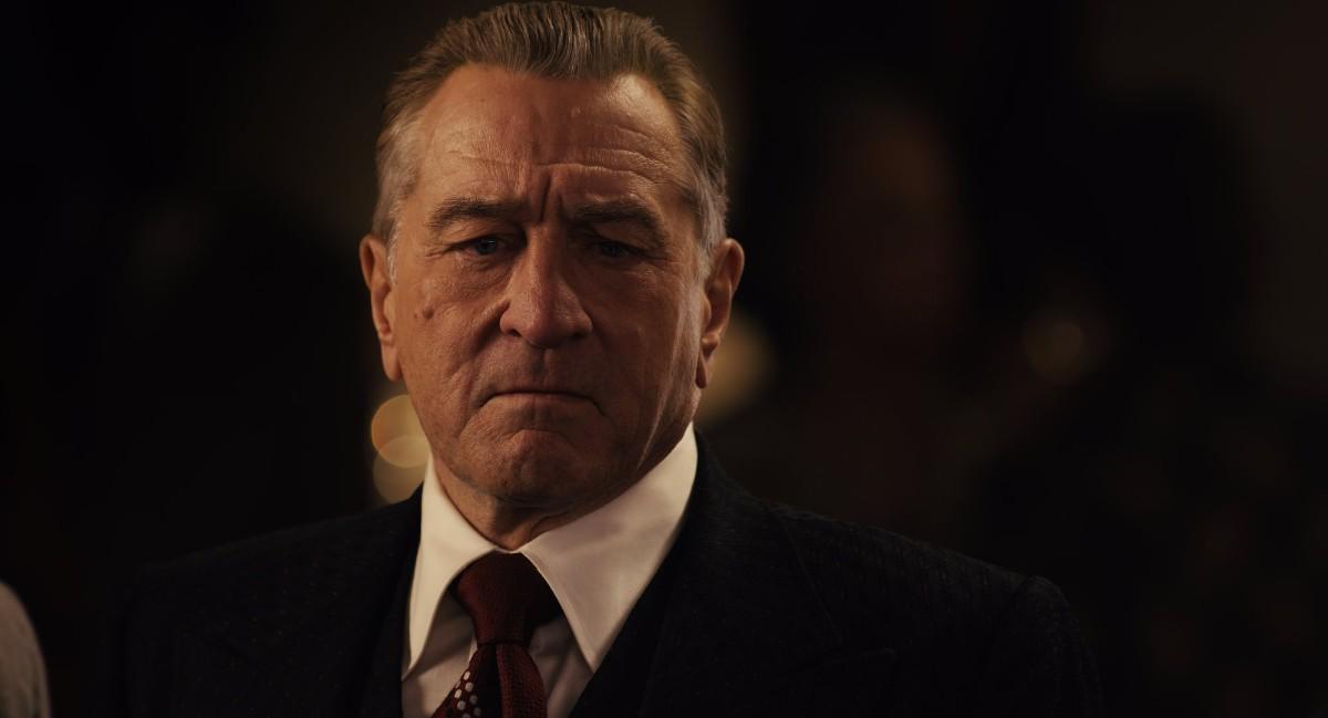Altersstufe: Robert De Niro, wie man ihn (mittlerweile) kennt