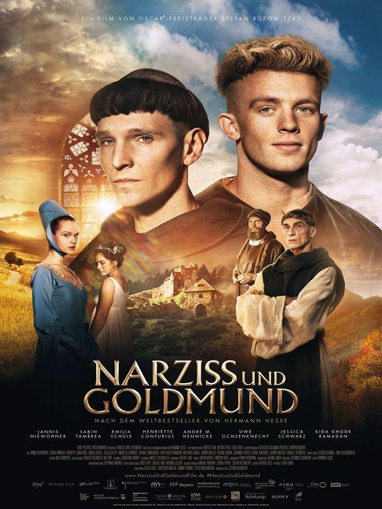 """Das Poster zu """"Narziss und Goldmund"""""""