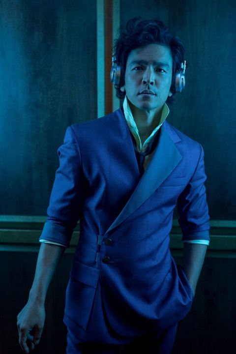 "John Cho als Spike Spiegel in Netflix' ""Cowboy Bebop"""