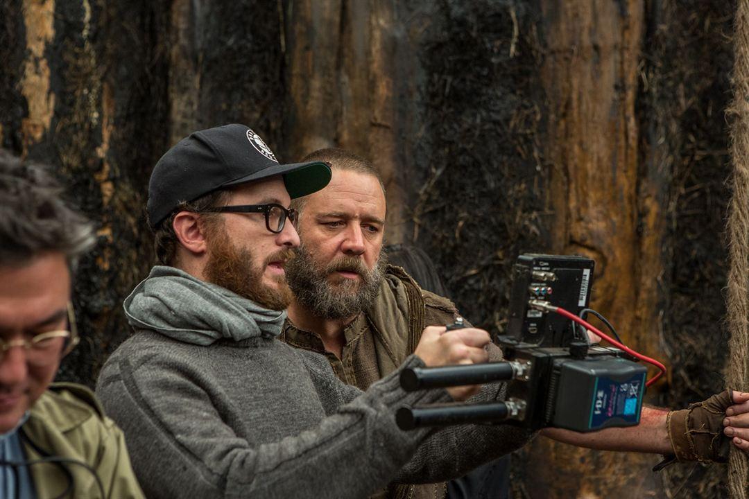 Noah : Bild Darren Aronofsky, Russell Crowe
