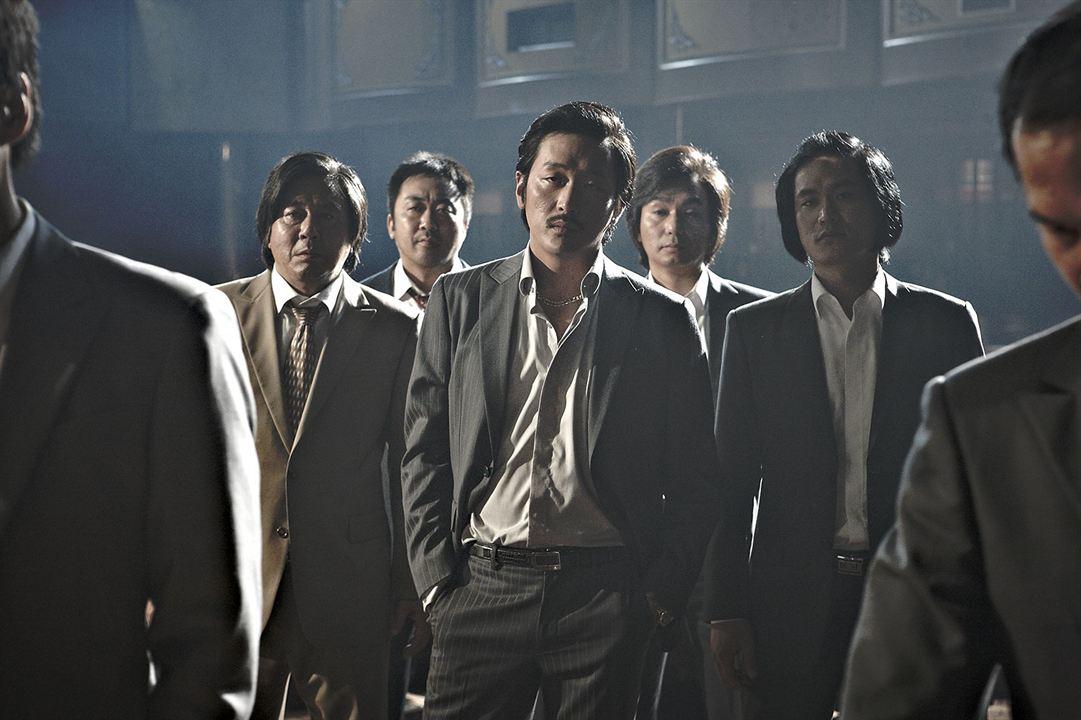 Nameless Gangster: Min-sik Choi, Jung-woo Ha
