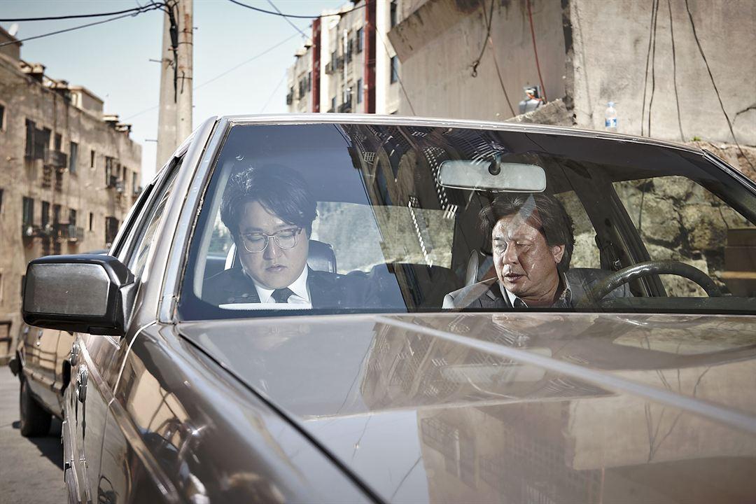 Nameless Gangster: Min-sik Choi, Cho Jin-Woong