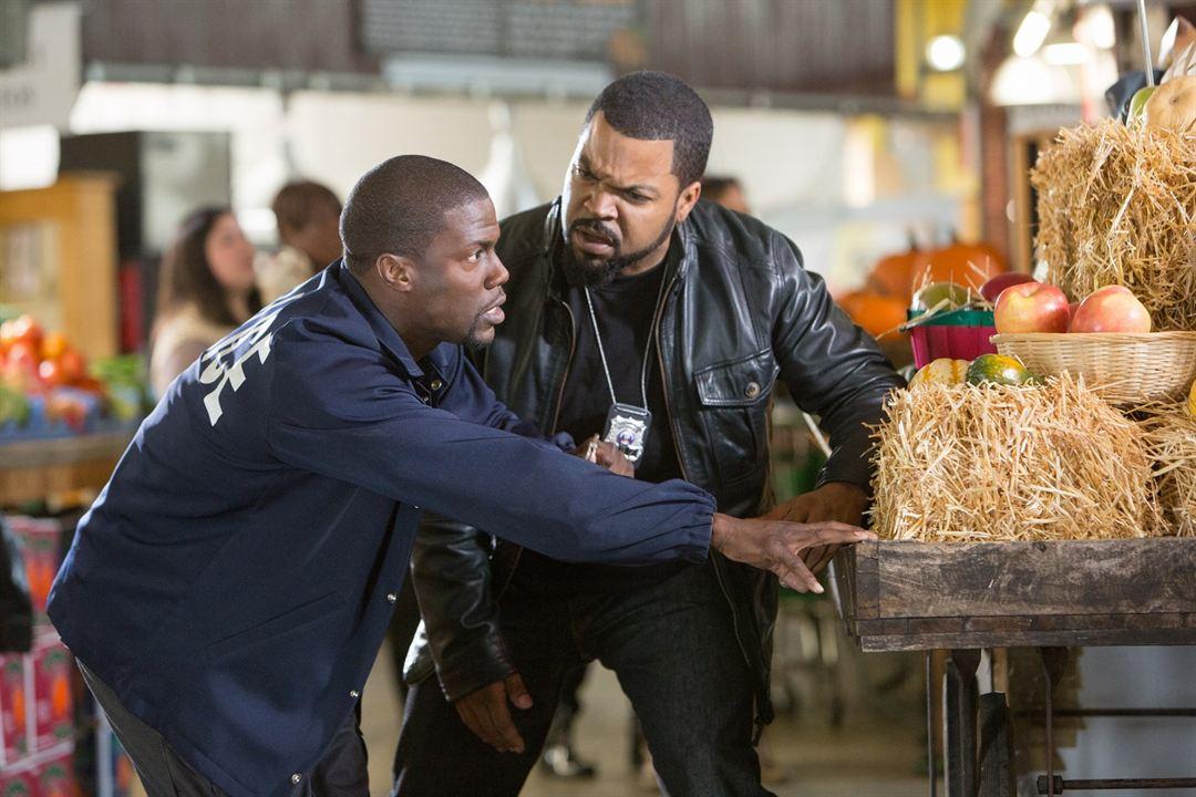Ride Along : Bild Ice Cube, Kevin Hart