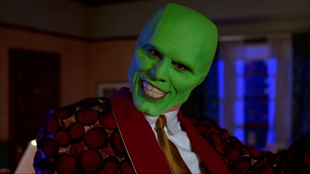 Die Maske: Jim Carrey