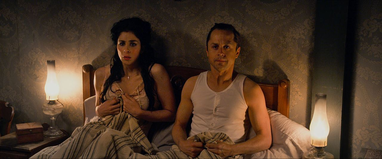A Million Ways To Die In The West: Giovanni Ribisi, Sarah Silverman