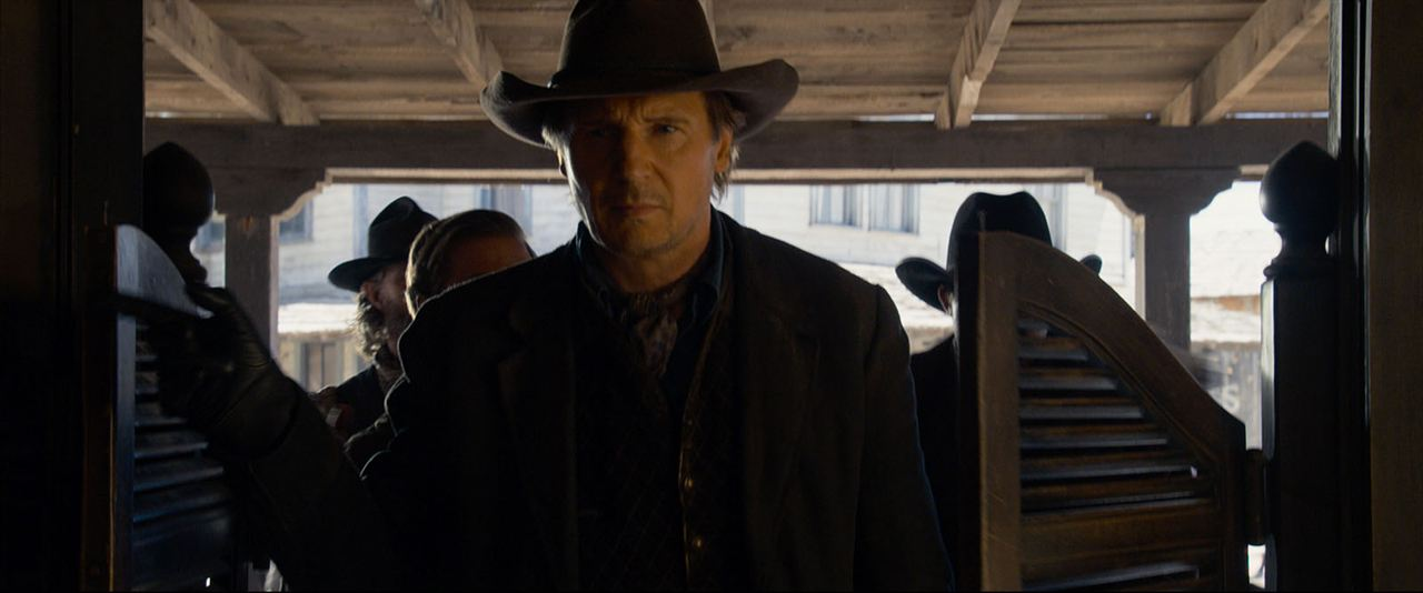 A Million Ways To Die In The West: Liam Neeson