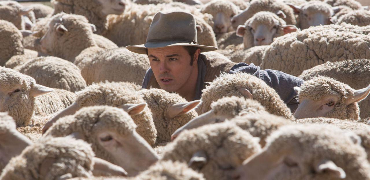 A Million Ways To Die In The West: Seth MacFarlane