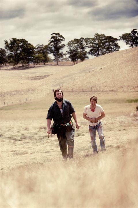 100 Bloody Acres: Damon Herriman, Angus Sampson