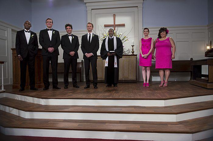 Bild Alyson Hannigan, Ben Vereen, Ellen D. Williams, Jason Segel, Josh Radnor