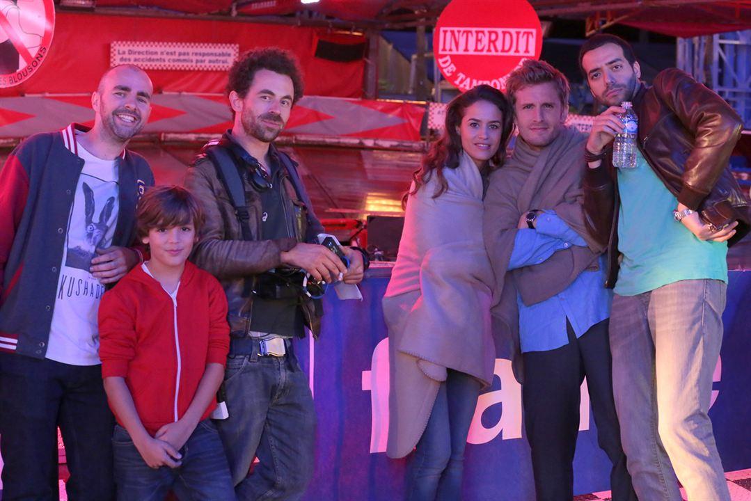 Project: Babysitting : Bild Alice David, David Marsais, Enzo Tomasini, Julien Arruti, Philippe Lacheau