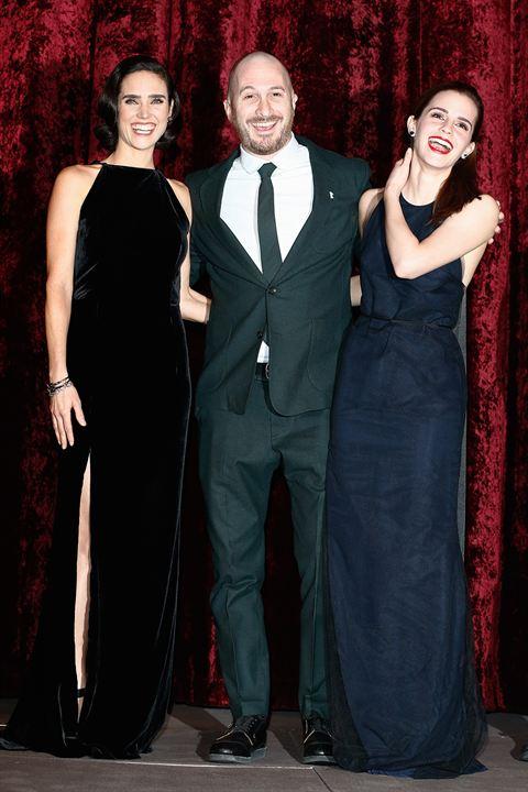 Noah : Vignette (magazine) Darren Aronofsky, Emma Watson, Jennifer Connelly