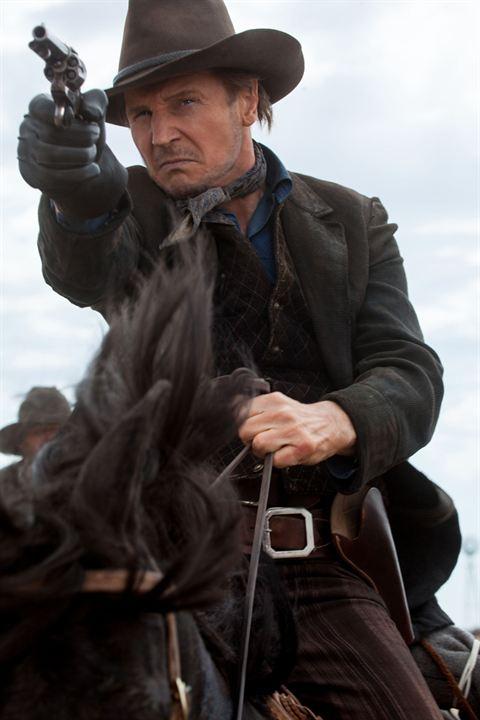 A Million Ways To Die In The West: Liam Neeson