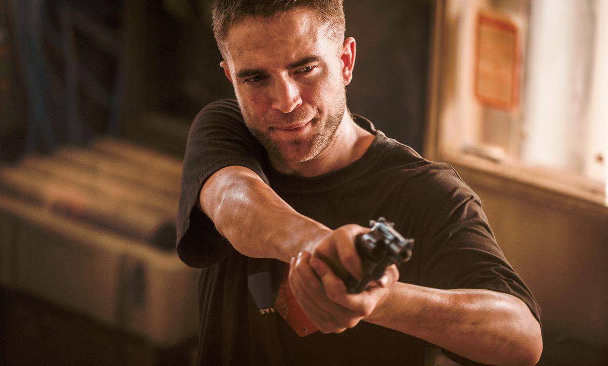 The Rover: Robert Pattinson