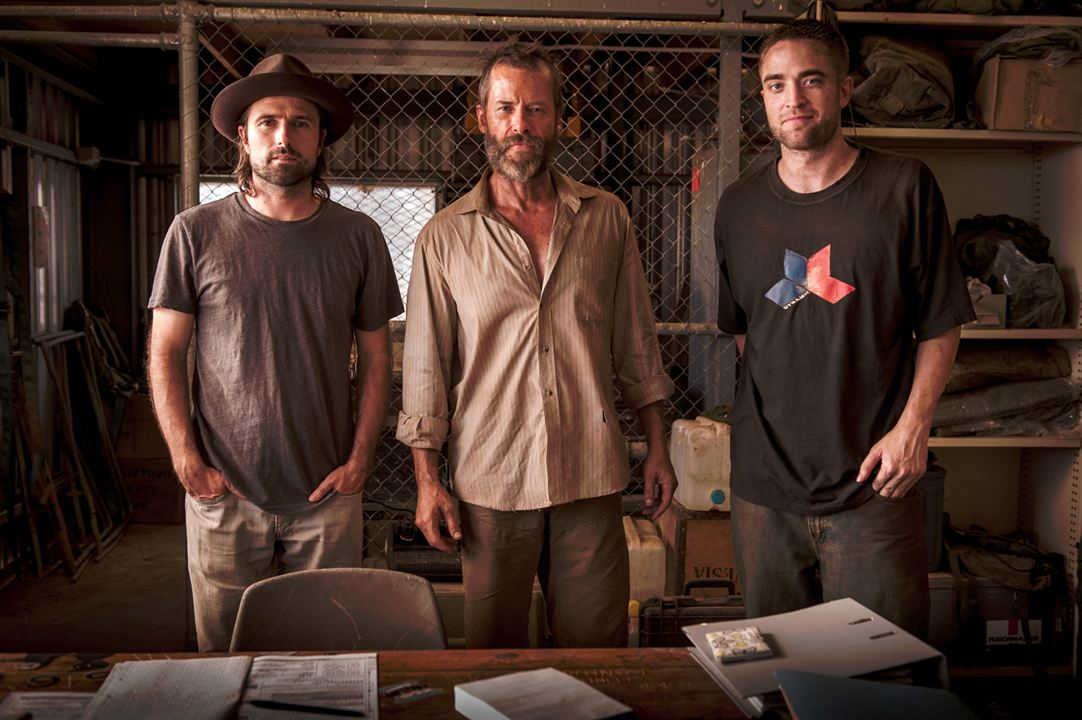 The Rover: Guy Pearce, David Michôd, Robert Pattinson