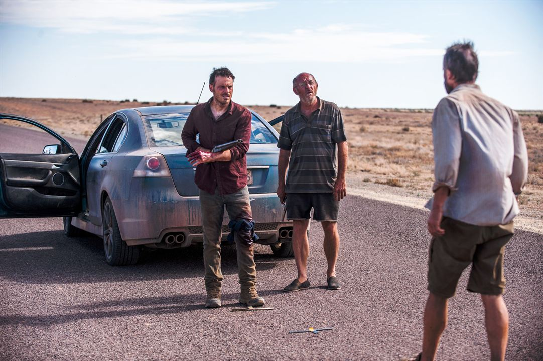 The Rover: Scoot McNairy