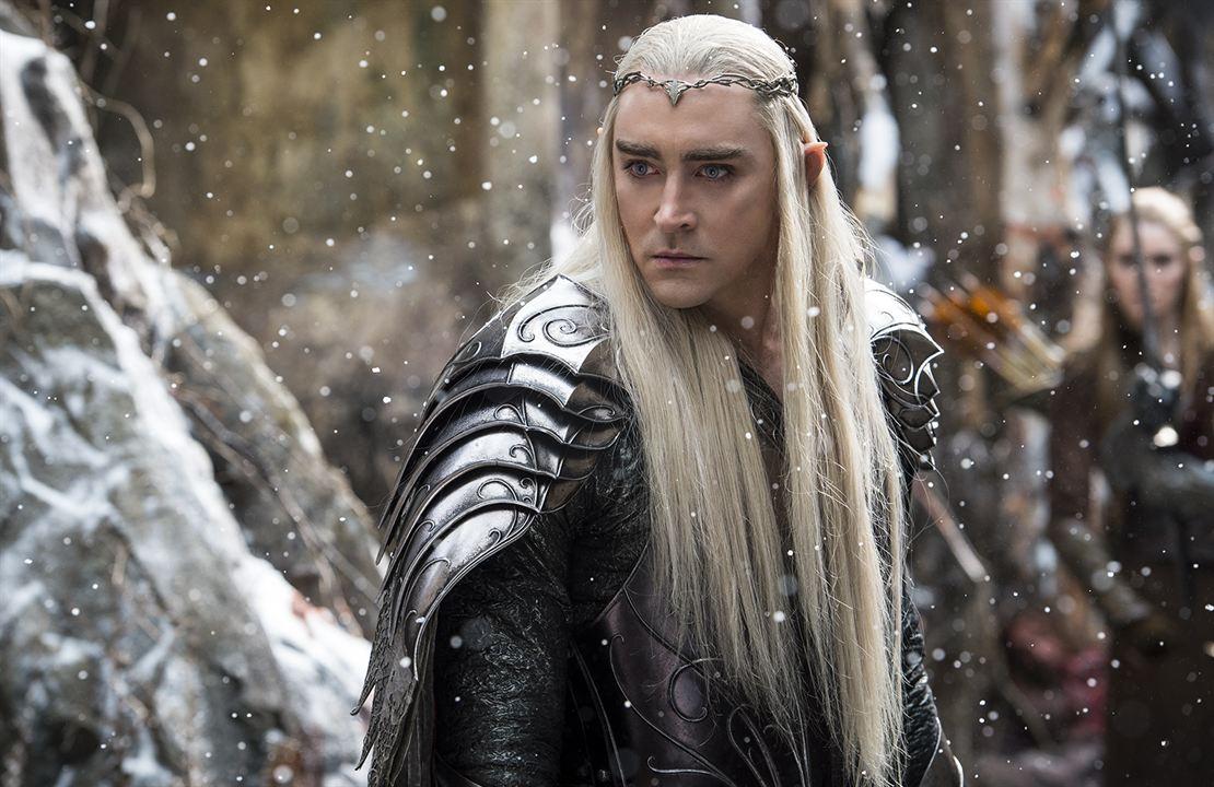 Der Hobbit: Die Schlacht der Fünf Heere : Bild Lee Pace