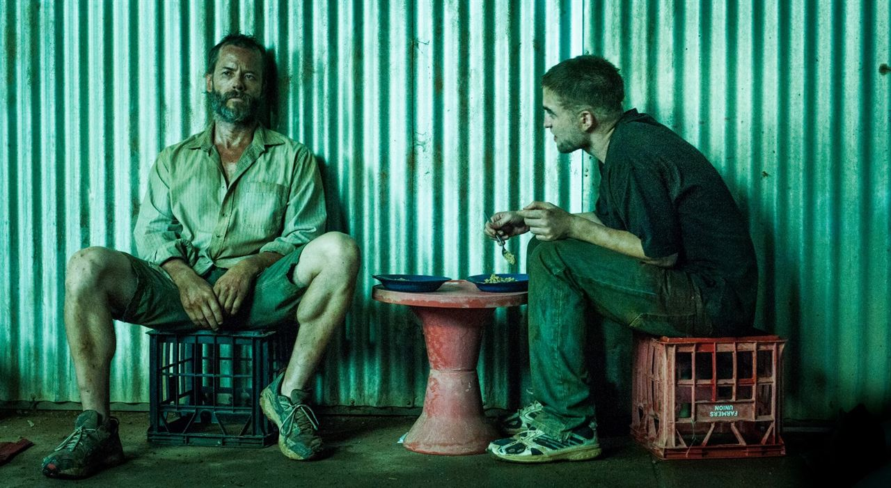 The Rover: Robert Pattinson, Guy Pearce