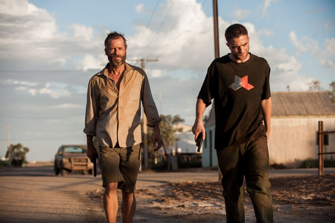 The Rover: Guy Pearce, Robert Pattinson