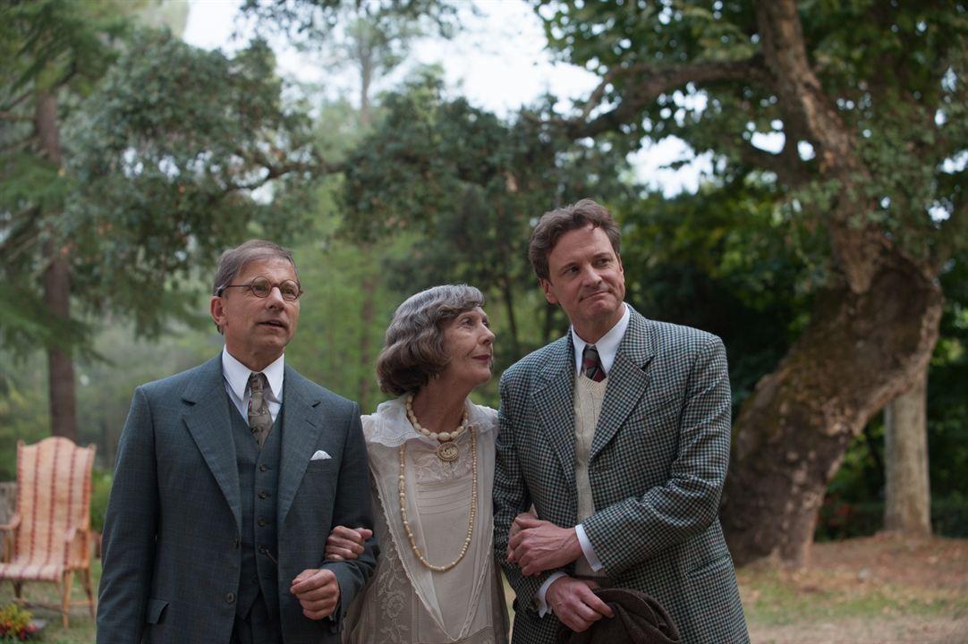 Magic in the Moonlight : Bild Colin Firth, Eileen Atkins, Simon McBurney