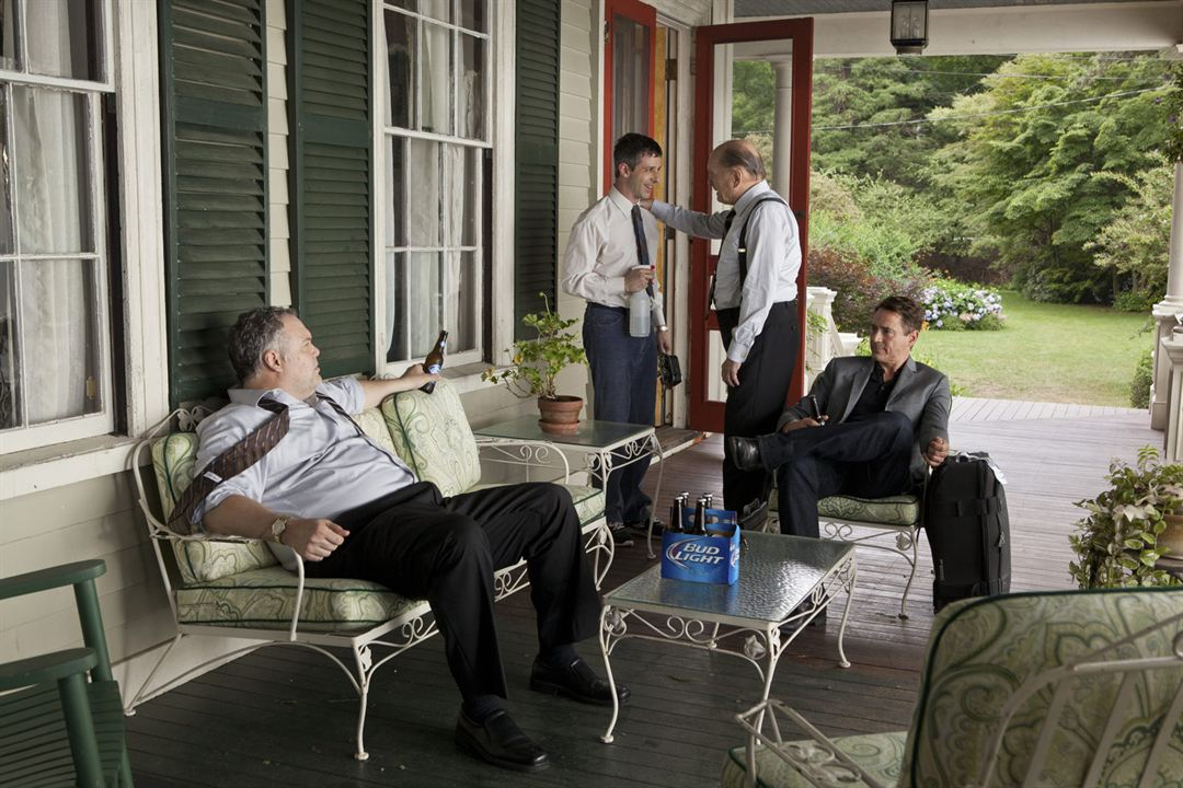 Der Richter - Recht oder Ehre : Bild Jeremy Strong, Robert Downey Jr., Robert Duvall, Vincent D'Onofrio
