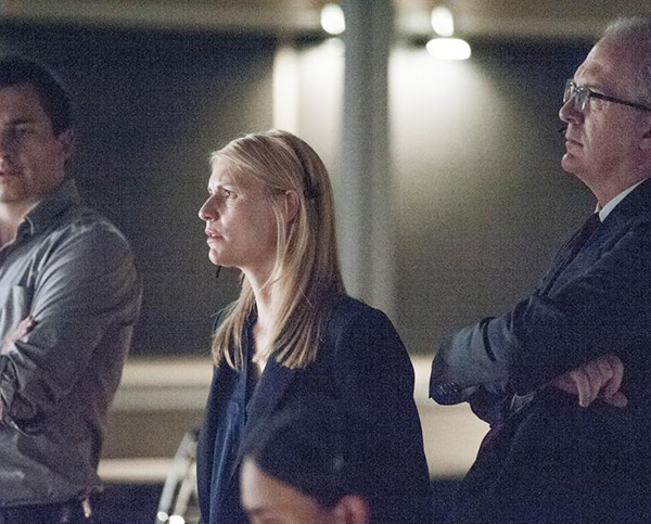 Bild Claire Danes, Rupert Friend, Tracy Letts