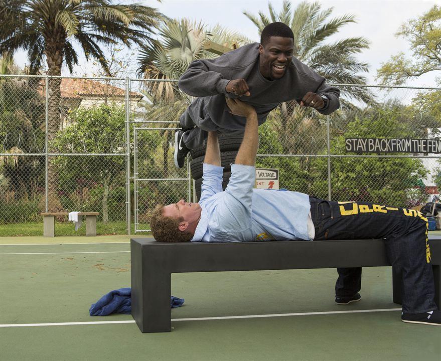 Der Knastcoach : Bild Kevin Hart, Will Ferrell